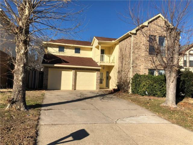 821 Foxridge Drive, Arlington, TX 76017 (MLS #13765610) :: Kindle Realty