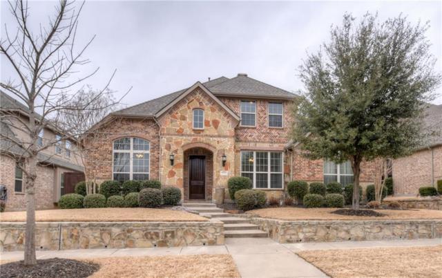 8751 Sherwood Drive, Frisco, TX 75035 (MLS #13765619) :: Team Hodnett