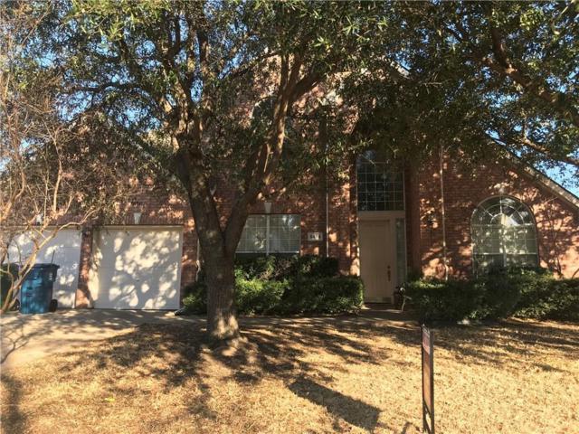 5916 Flint Ridge Drive, Flower Mound, TX 75028 (MLS #13765644) :: Team Hodnett