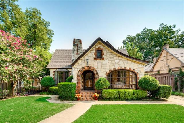 5310 Denton Drive, Dallas, TX 75235 (MLS #13765890) :: Team Hodnett