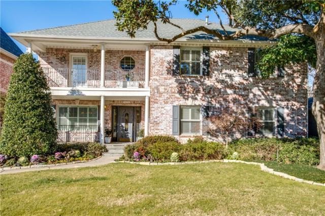 7429 Wentwood Drive, Dallas, TX 75225 (MLS #13765917) :: Team Hodnett
