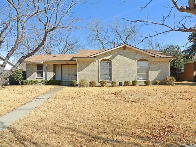 4834 Stallcup Drive, Mesquite, TX 75150 (MLS #13765923) :: Team Hodnett