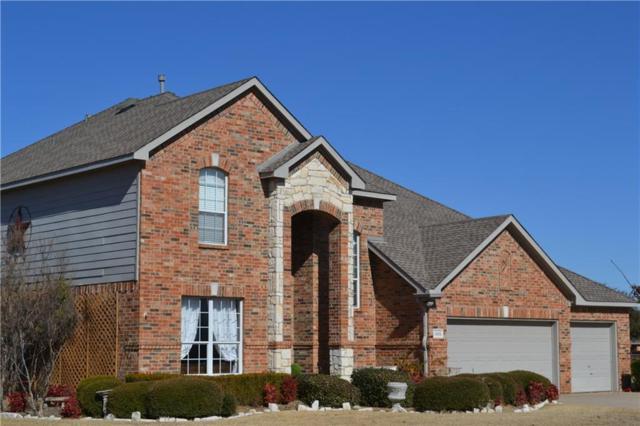 3401 Burrwood Circle, Corinth, TX 76208 (MLS #13766008) :: Team Hodnett