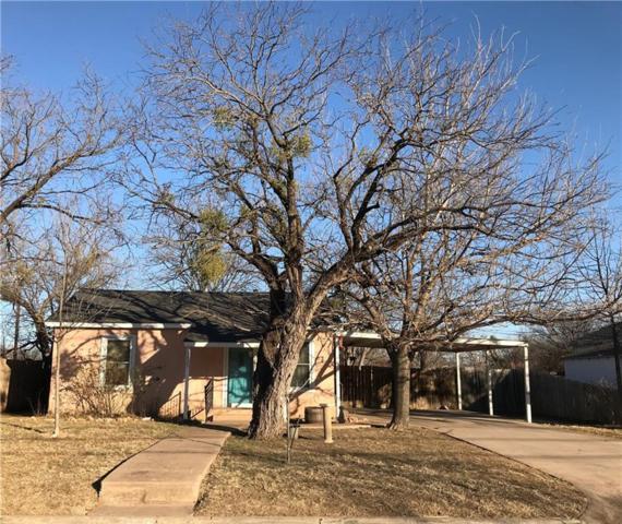 1625 Peach Street, Abilene, TX 79602 (MLS #13766094) :: Team Hodnett