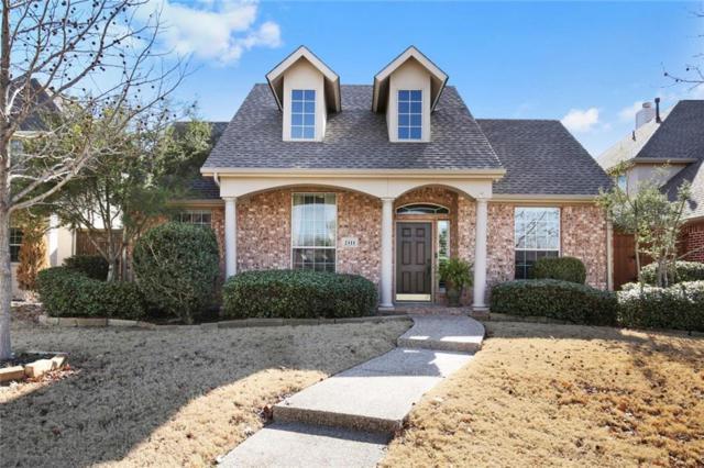 2111 Quail Meadow Lane, Frisco, TX 75034 (MLS #13766205) :: North Texas Team   RE/MAX Advantage