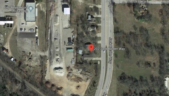 202 Jack Borden Way, Weatherford, TX 76086 (MLS #13766289) :: Team Hodnett