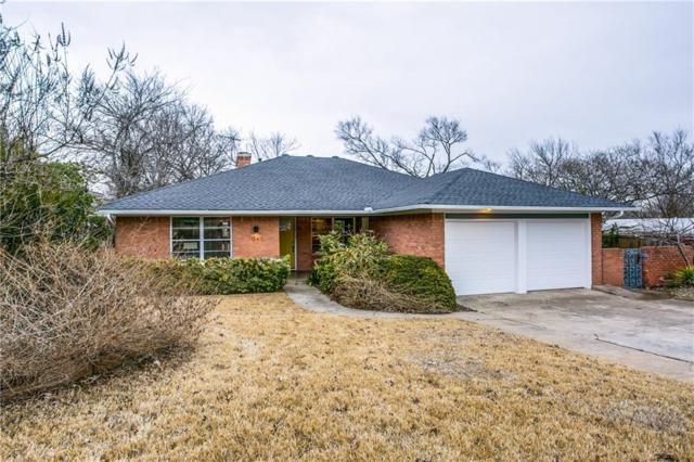 7045 Gaston Parkway, Dallas, TX 75214 (MLS #13766314) :: Team Hodnett