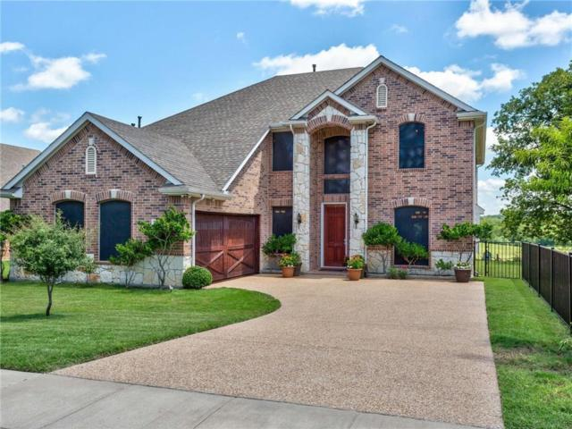 918 Thistle Hill Trail, Weatherford, TX 76087 (MLS #13766446) :: Team Hodnett