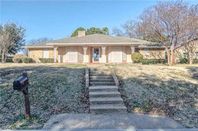 301 Point Royal Drive, Rowlett, TX 75087 (MLS #13766458) :: Team Hodnett