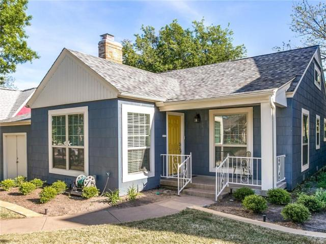 4033 Pershing Avenue, Fort Worth, TX 76107 (MLS #13766511) :: RE/MAX Pinnacle Group REALTORS
