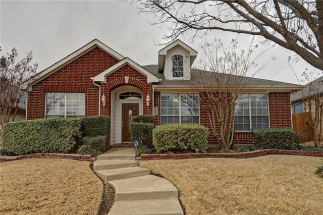 4569 Highridge Drive, The Colony, TX 75056 (MLS #13766517) :: Team Hodnett