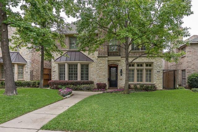 3451 Normandy Avenue #1, University Park, TX 75205 (MLS #13766579) :: Team Hodnett