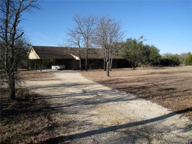 350 Private Road 1407, Morgan, TX 76671 (MLS #13766590) :: The Mitchell Group