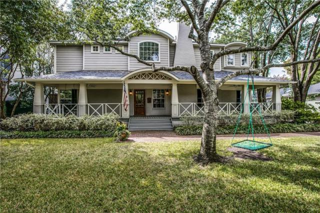 5614 Greenbrier Drive, Dallas, TX 75209 (MLS #13766610) :: Team Hodnett