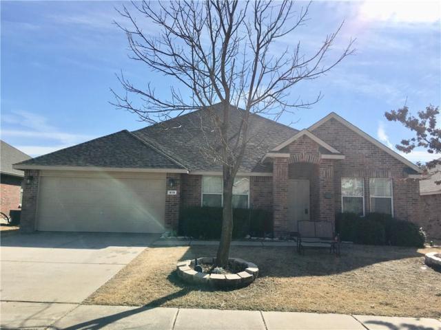 919 Oakcrest Drive, Wylie, TX 75098 (MLS #13766620) :: Robbins Real Estate Group
