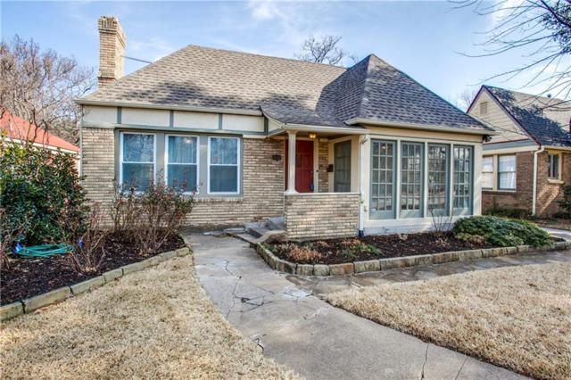 410 Cordova Street, Dallas, TX 75223 (MLS #13766648) :: Team Hodnett