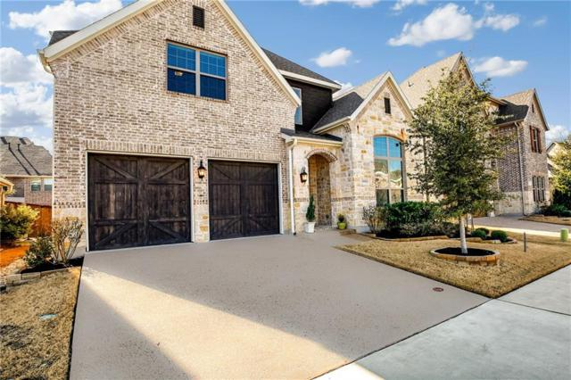 3416 Ashley Gardens, The Colony, TX 75056 (MLS #13766762) :: Team Hodnett