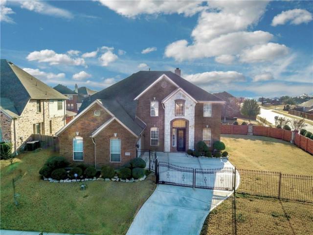 1315 Grayhawk Drive, Mansfield, TX 76063 (MLS #13766884) :: Team Hodnett