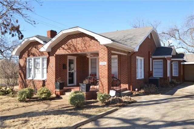 1231 W Walker Street, Denison, TX 75020 (MLS #13766898) :: Team Hodnett