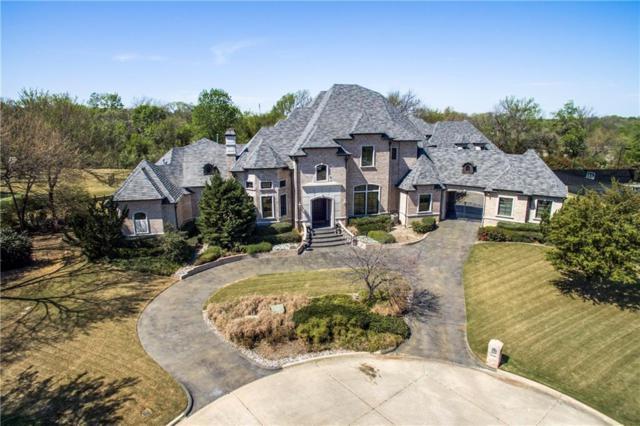 2500 Stone Haven Court, Arlington, TX 76012 (MLS #13767110) :: Team Hodnett