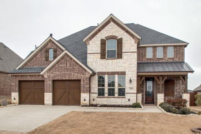 2408 Waterbend Drive, Flower Mound, TX 75028 (MLS #13767176) :: Team Hodnett