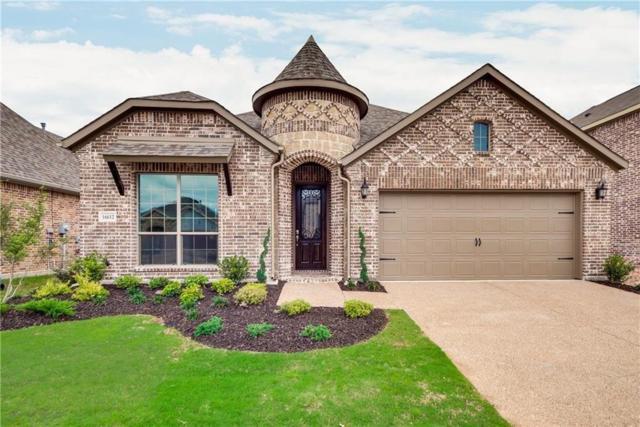 16612 Spence Park Lane, Prosper, TX 75078 (MLS #13767182) :: Team Hodnett