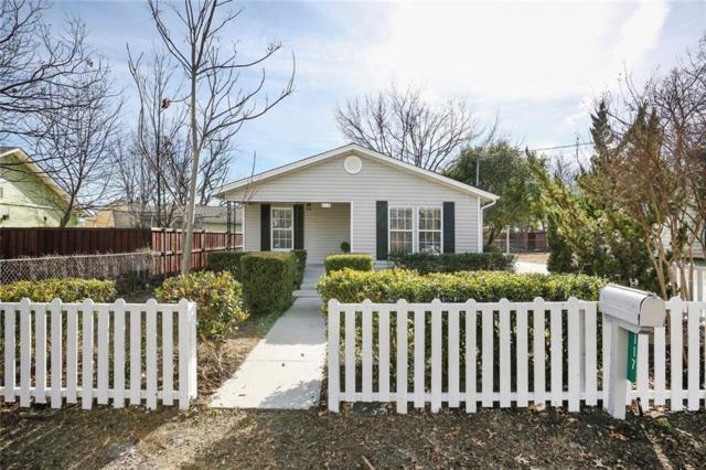 117 Ida Street, Mckinney, TX 75069 (MLS #13767356) :: Team Hodnett