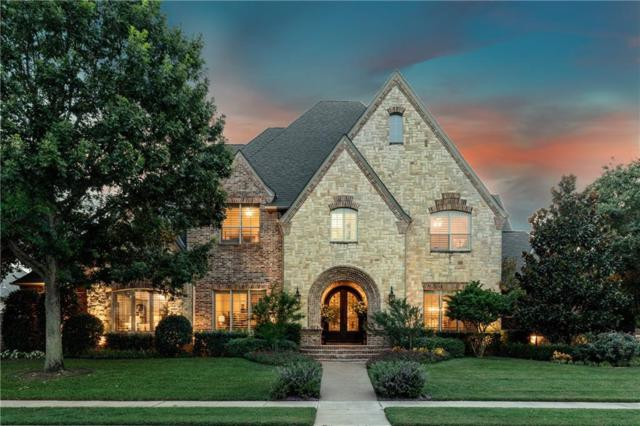 7216 Braemar Terrace, Colleyville, TX 76034 (MLS #13767473) :: Team Hodnett