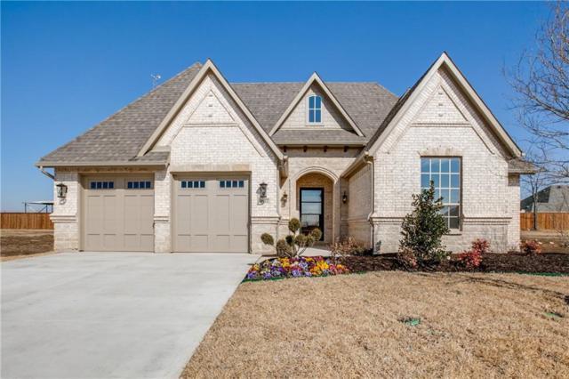 3533 Barber Creek Court, Fort Worth, TX 76244 (MLS #13767578) :: Team Hodnett