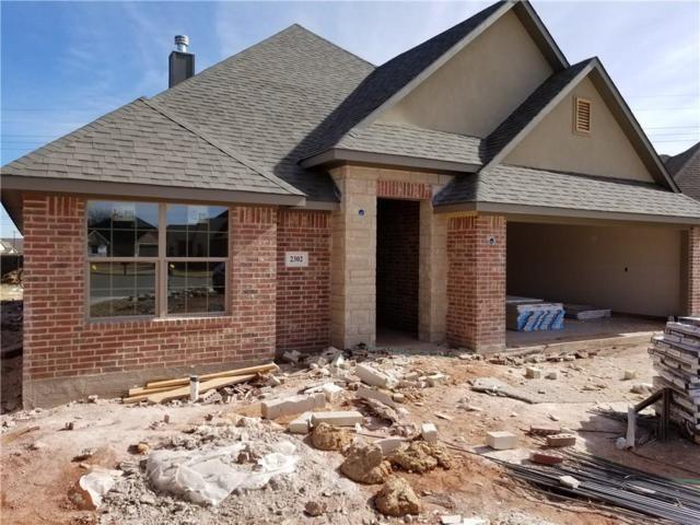2302 Ians Court, Abilene, TX 79606 (MLS #13767585) :: Team Hodnett