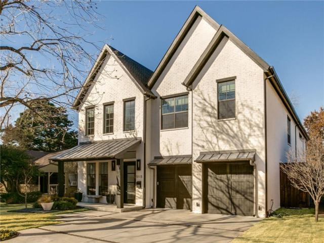 5115 W Hanover Avenue, Dallas, TX 75209 (MLS #13767626) :: Team Hodnett