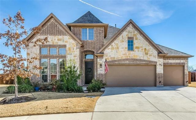 6201 Cedar Sage Trail, Flower Mound, TX 76226 (MLS #13767736) :: North Texas Team | RE/MAX Advantage