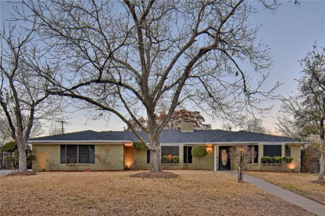 8020 Bangor Drive, Benbrook, TX 76116 (MLS #13767818) :: Potts Realty Group
