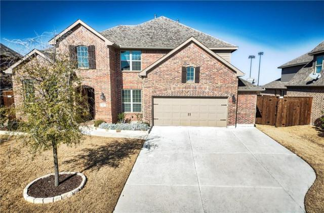 520 Evening Sun Drive, Prosper, TX 75078 (MLS #13767895) :: Team Hodnett