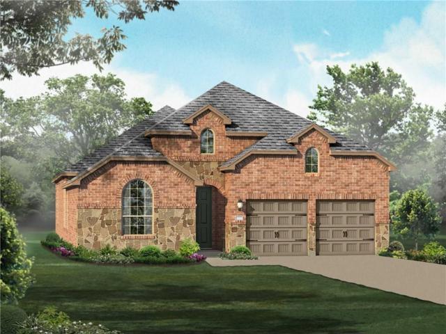9025 Violet Drive, Lantana, TX 76226 (MLS #13767900) :: Team Hodnett