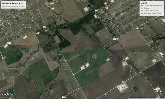 TBD County Rd 615, Venus, TX 76009 (MLS #13767933) :: NewHomePrograms.com LLC