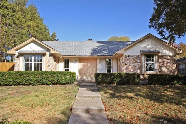 2601 Sierra Lane, Plano, TX 75075 (MLS #13767985) :: Team Hodnett