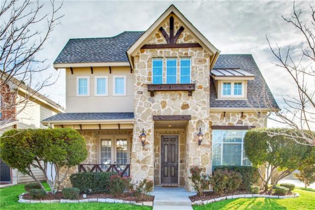 900 Hayden Lane, Savannah, TX 76227 (MLS #13768067) :: Team Hodnett