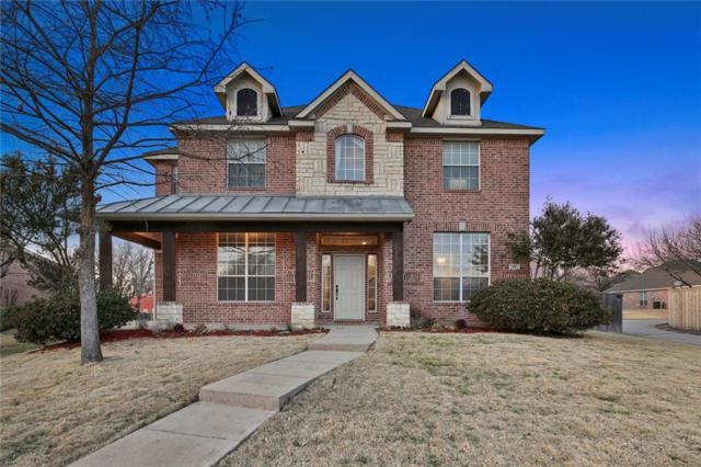 401 Sunrise Drive, Allen, TX 75002 (MLS #13768255) :: Team Hodnett