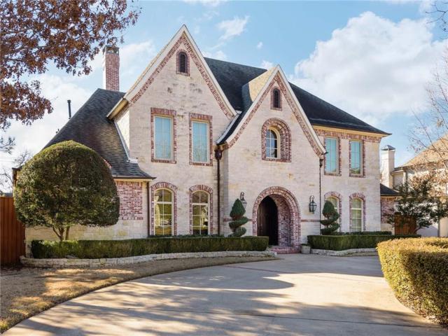 5834 Waggoner Drive, Dallas, TX 75230 (MLS #13768271) :: Team Hodnett