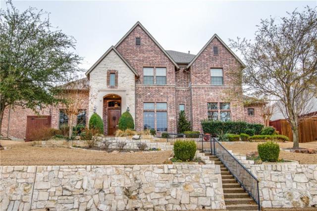 12312 Burgess Lane, Frisco, TX 75035 (MLS #13768321) :: Team Hodnett