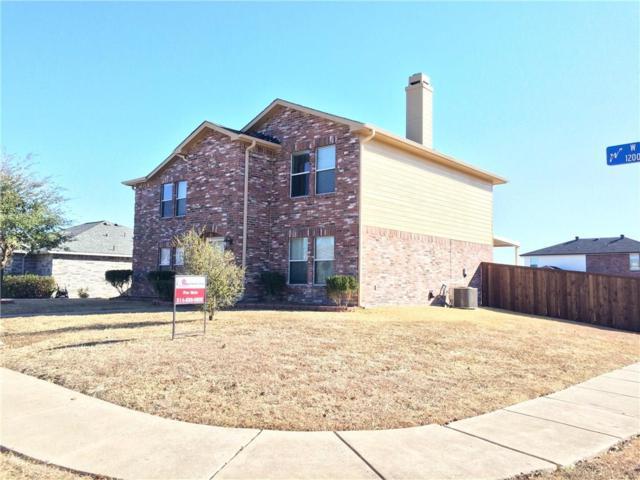 1517 Lonesome Dove Trail, Wylie, TX 75098 (MLS #13768347) :: Team Hodnett