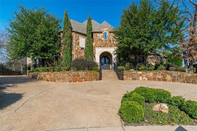 908 Chalet Court, Colleyville, TX 76034 (MLS #13768472) :: Team Hodnett