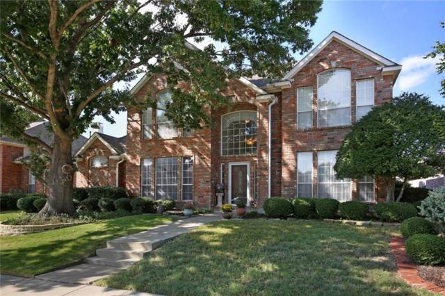 1004 Hunters Creek Drive, Carrollton, TX 75007 (MLS #13768535) :: Team Hodnett