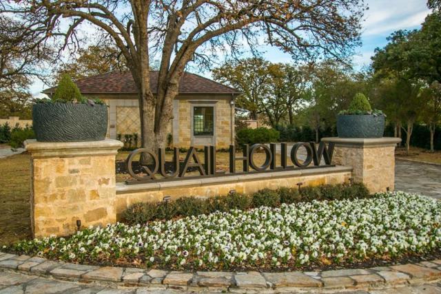 1815 Quail Hollow Drive, Westlake, TX 76262 (MLS #13768728) :: Team Hodnett