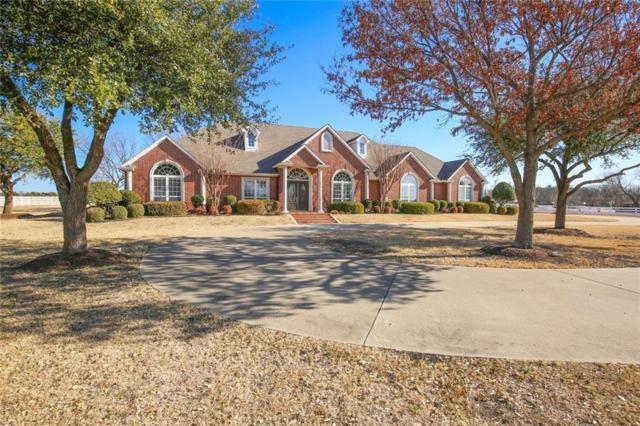 206 Crisp Road, Heath, TX 75032 (MLS #13768754) :: Exalt Realty