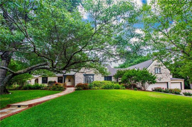 1052 Kessler Parkway, Dallas, TX 75208 (MLS #13768829) :: Real Estate By Design