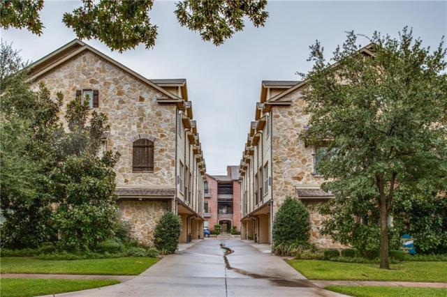 4524 Emerson #7, University Park, TX 75205 (MLS #13768889) :: Team Hodnett