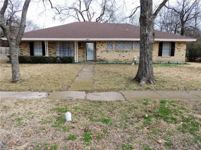801 SW 1st Street, Cooper, TX 75432 (MLS #13768917) :: Team Hodnett