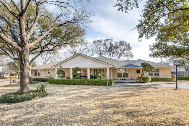 7630 Oakbluff Drive, Dallas, TX 75254 (MLS #13768922) :: Hargrove Realty Group